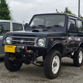 Is the second-generation Suzuki Jimny / Samurai a future classic?