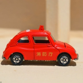 Scaled down: Tomica's 1/50-scale Subaru 360
