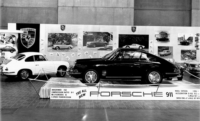 Time Traveling 1960s European Cars At The Chicago Motor