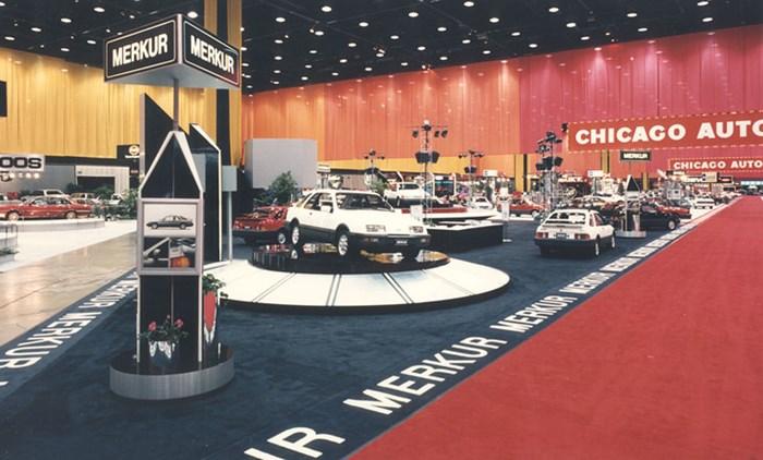 1986-chicago-motor-show-merkur-1 | Ran When Parked