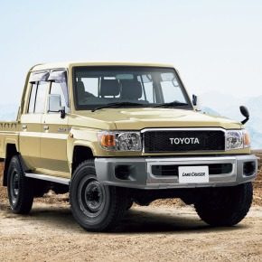 Toyota re-releases Land Cruiser 70 in Japan to celebrate its 30thbirthday