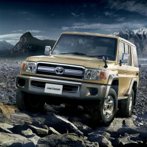 News: Toyota will update the 70-Series Land Cruiser instead of retiring it