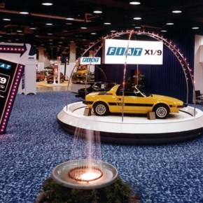 Time traveling: 1970s European cars at the Chicago Motor Show