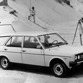 Caption contest: Fiat 131Familiare