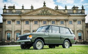 First pre-production Land Rover Range Rover sells for $213,000