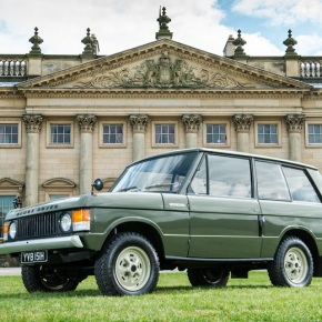 First pre-production Land Rover Range Rover sells for$213,000