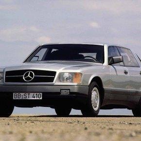 A look at the 1981 Mercedes-Benz Auto 2000Concept