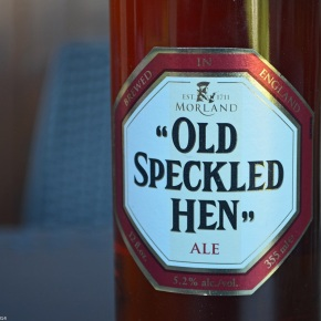 Old Speckled Hen: The world's only MG-inspired beer