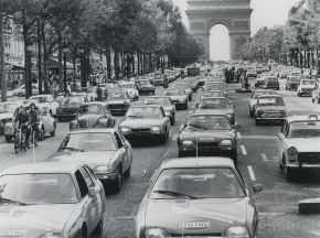 Rewind to Paris, France, in 1974