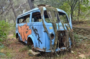 Rust in peace: PeugeotD4A