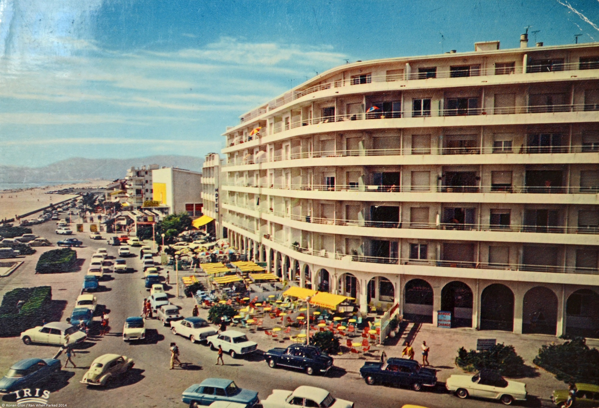 Vw Car Net Review >> Rewind to Marseille, France, in the mid-1960s | Ran When ...