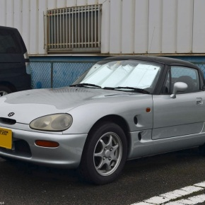 Is the Suzuki Cappuccino a future classic?