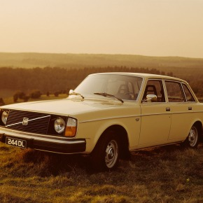 40-years ago: Volvo introduces the 200-Series