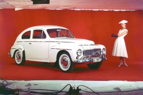 70 years ago: Volvo presents the PV60 and thePV444