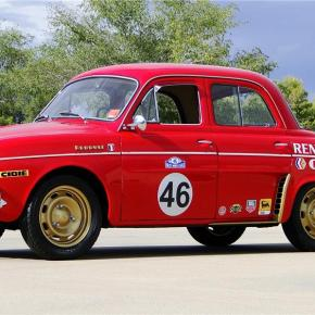 Auction watch: 1964 Renault Dauphine Gordini sells for $16,500