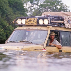 Caption contest: Land Rover Discovery