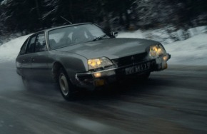 40 years ago: Citroën introduces theCX