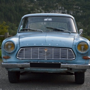 Driven daily: Ford Taunus12M