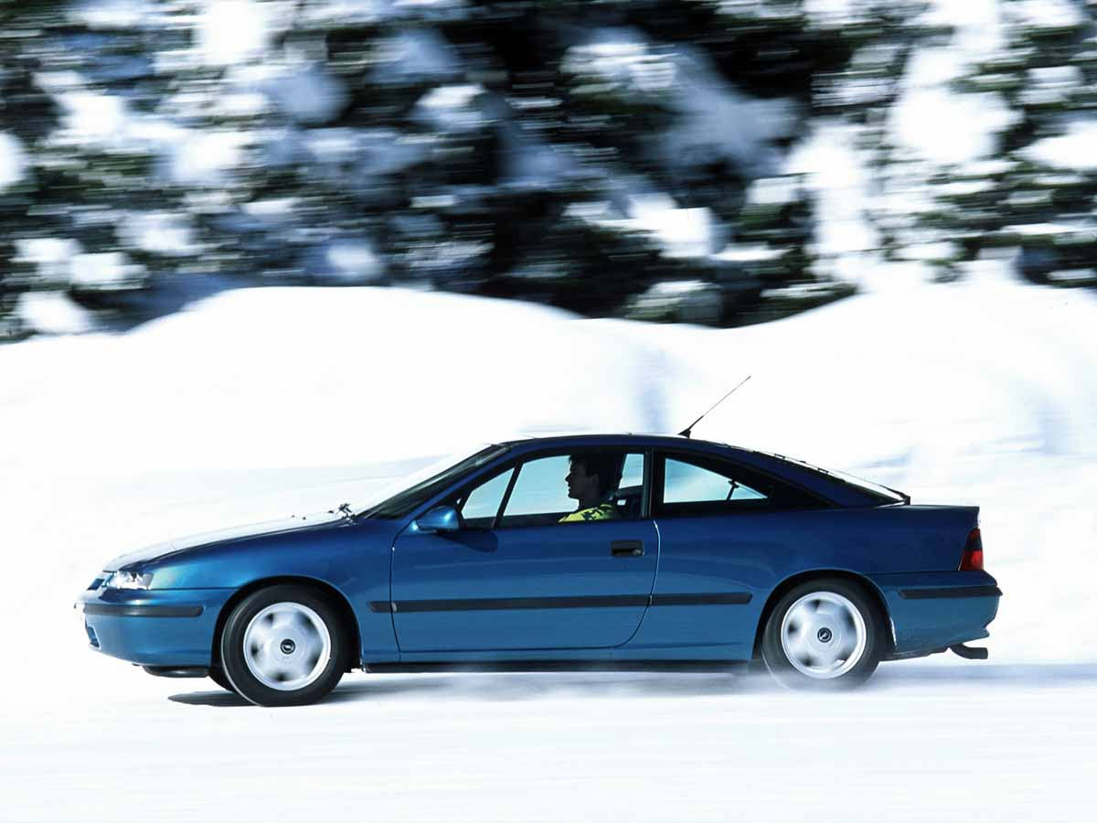 25 years ago opel introduces the calibra ran when parked rh ranwhenparked net Opel Calibra DTM 1995 Opel Calibra Rally