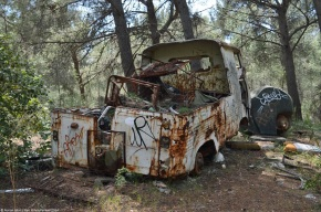 Rust in peace: Peugeot J7pickup