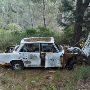Rust in peace: Simca 1300