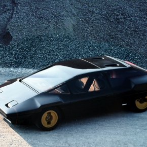 A look at Bertone's Stratos-based Sibiloconcept