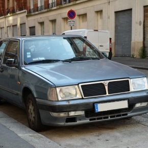 Is the Lancia Thema a future classic?