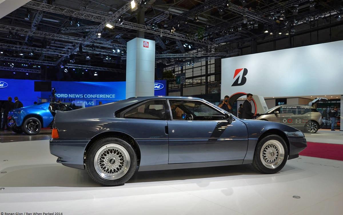 Live from the Paris Motor Show: 1986 MVS Venturi | Ran When Parked