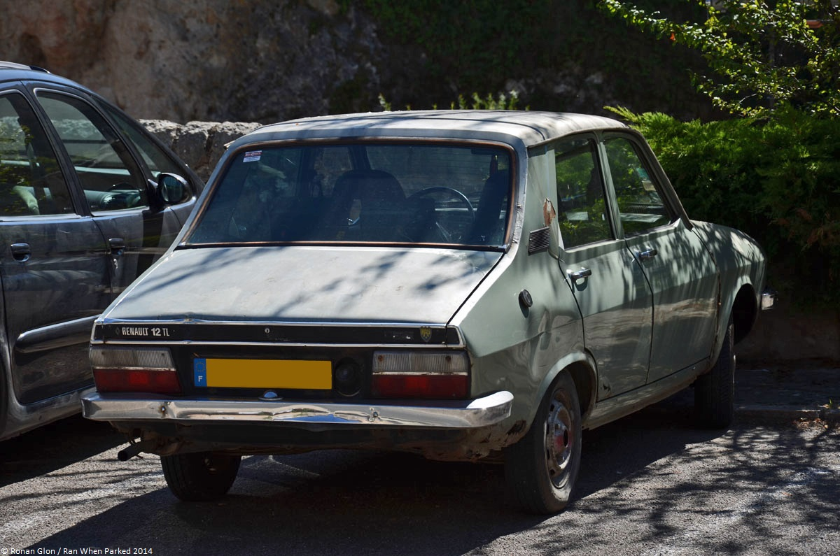 driven daily renault 12 tl ran when parked. Black Bedroom Furniture Sets. Home Design Ideas