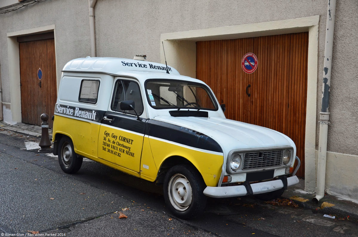 driven daily renault 4 f4 ran when parked. Black Bedroom Furniture Sets. Home Design Ideas