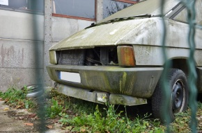 Rust in peace: Renault Espace(mk1)