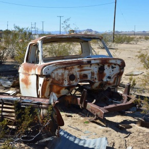 Rust in peace: Ford F-350