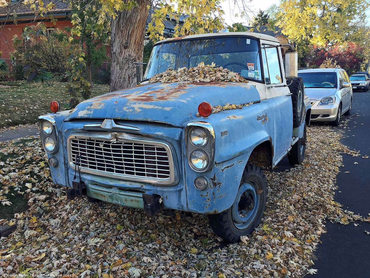 Driven Daily International Harvester B 120 Ran When Parked