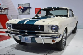 Live from the Los Angeles Motor Show: Ford Mustang Shelby GT350