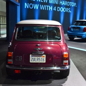 Live from the Los Angeles Motor Show: Mini Cooper