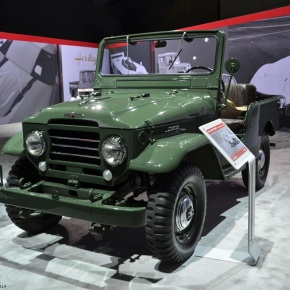 Live from the Los Angeles Motor Show: Toyota Land Cruiser (FJ25)