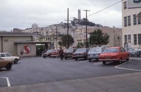 Rewind to San Francisco, California, in1982