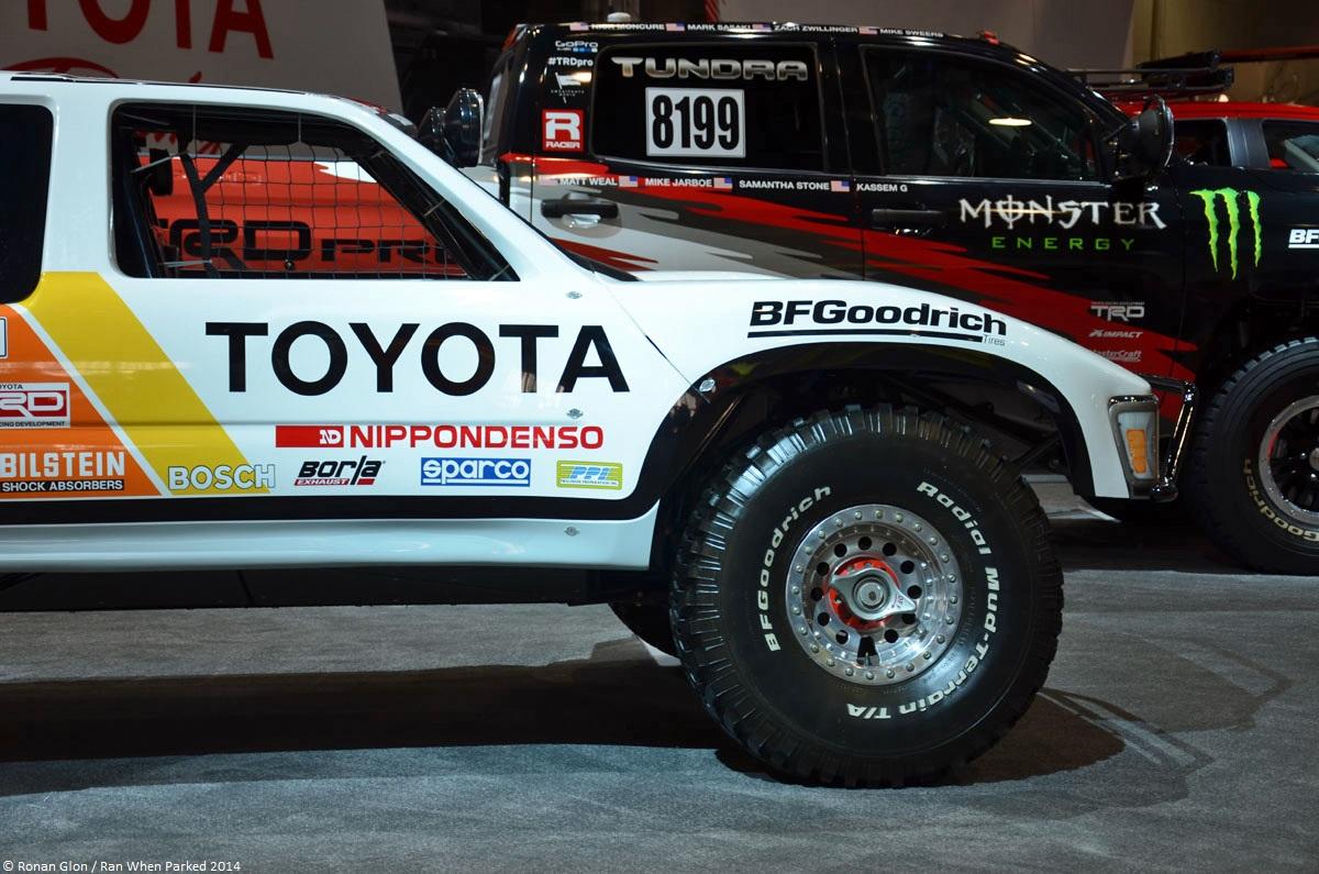 Sema Toyota Pro Truck on 1993 Toyota Sr5 V6 Engine