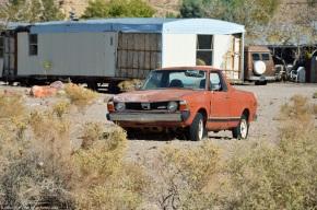 Rust in peace: Subaru Brat(mk1)