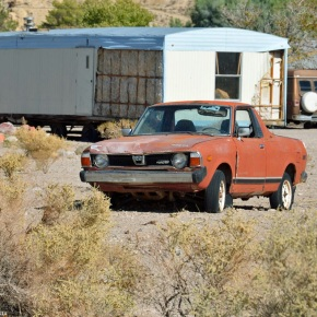 Rust in peace: Subaru Brat (mk1)