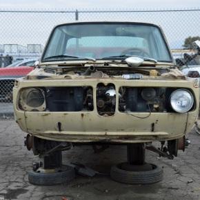 Rust in peace: BMW1602