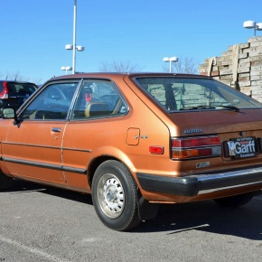 Car lot find: Honda Accord (mk1)