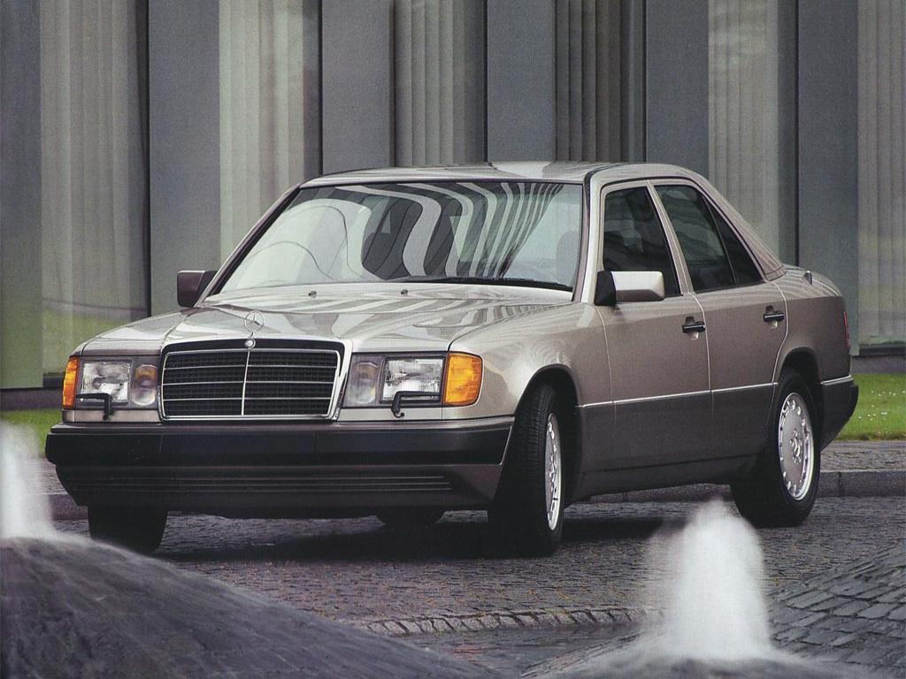 Mercedes Benz W124 300e 3 Ran When Parked