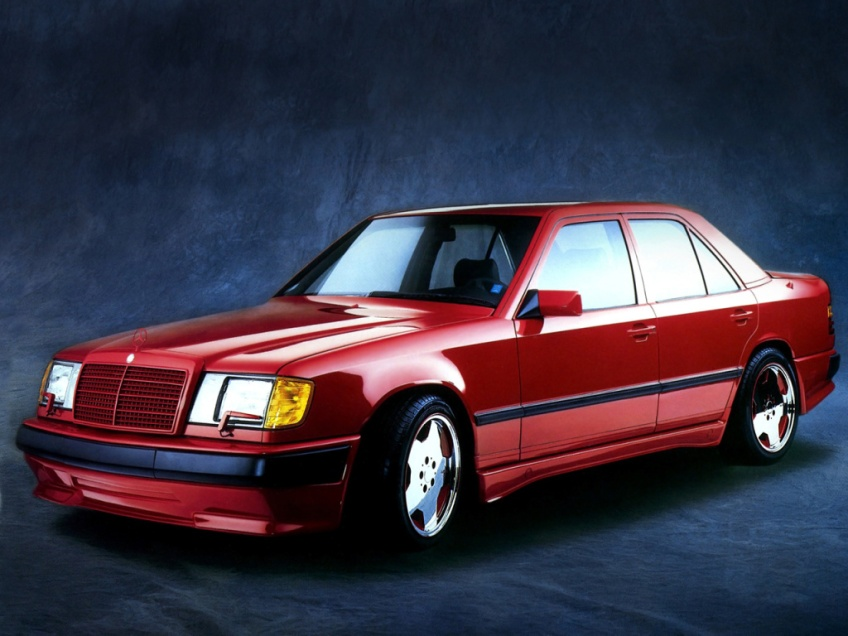 mercedes-benz-w124-e60-amg-hammer-1 | Ran When Parked