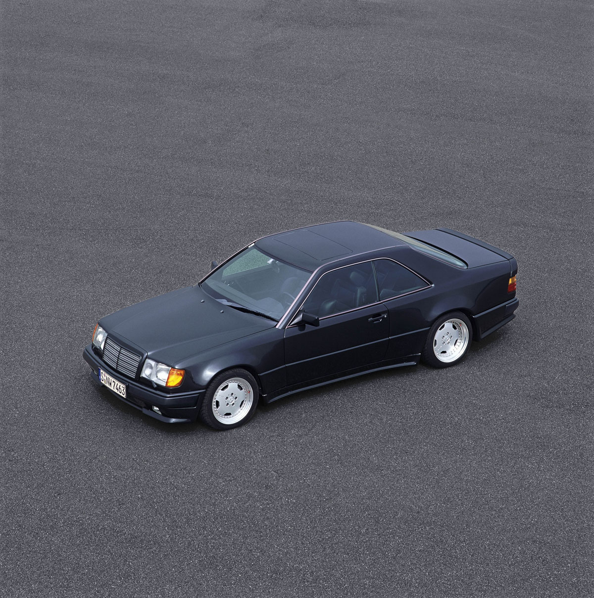 mercedes-w124-coupe-amg | Ran When Parked