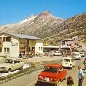 Rewind to the Swiss Alps in the 1970s