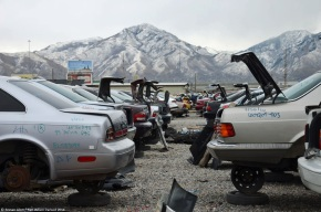 Rust in peace: Ran When Parked visits Salt Lake City's self-service junkyards