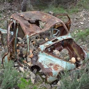 Rust in peace: Renault4CV