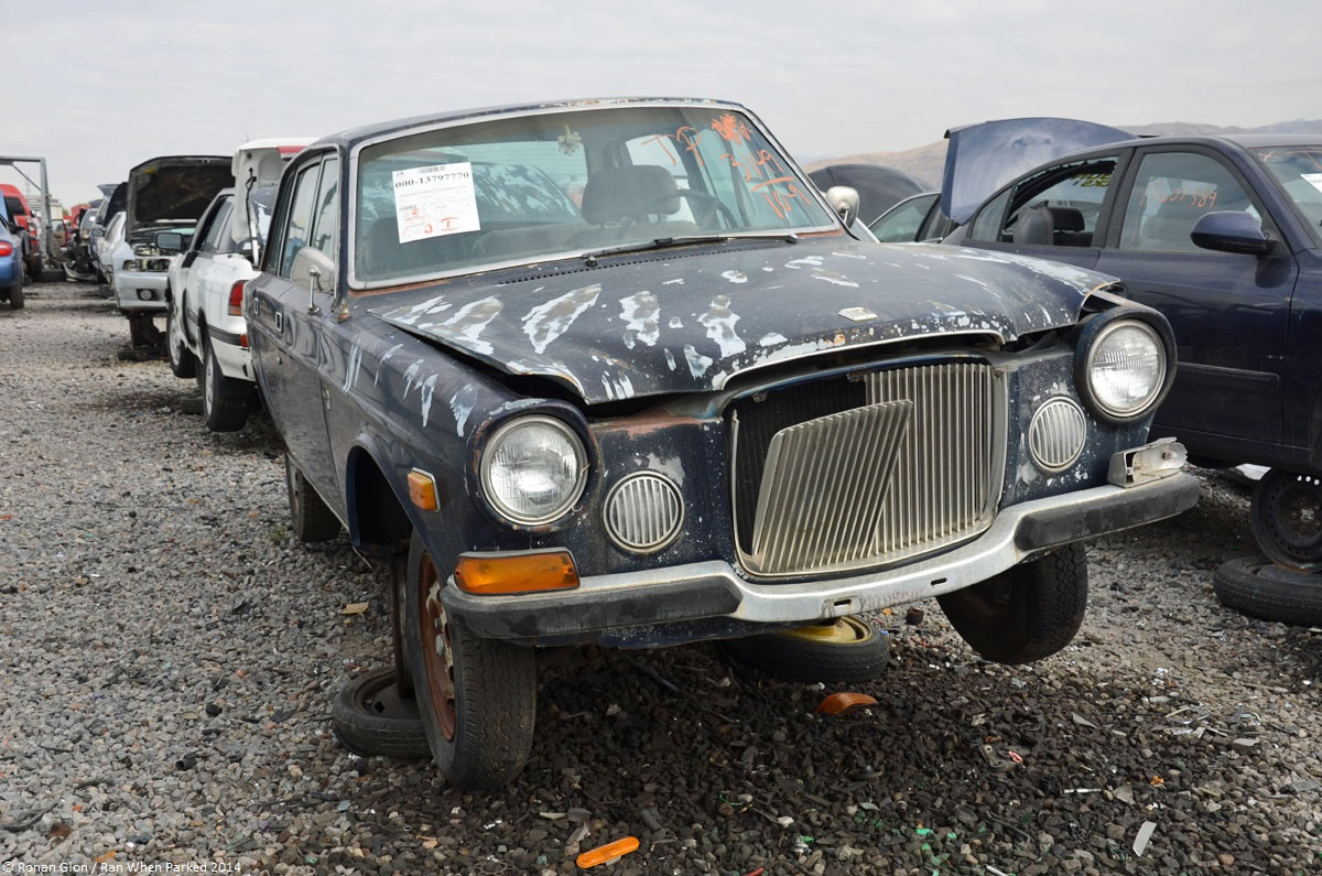 Rust in peace: Volvo 164 E | Ran When Parked