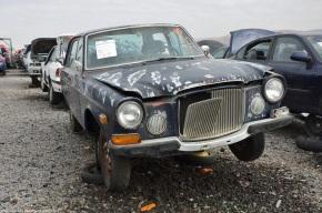 Rust in peace: Volvo 164E